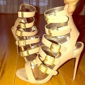 BEBE heels sz 9